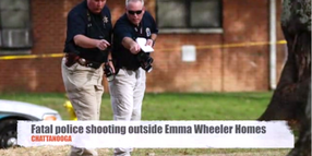 Video: Chattanooga Officers Shoot, Kill Armed Man Endangering Child, Officer
