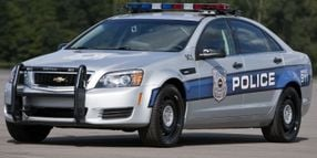 Chevy Adds Column Shifter To 2014 Caprice PPV