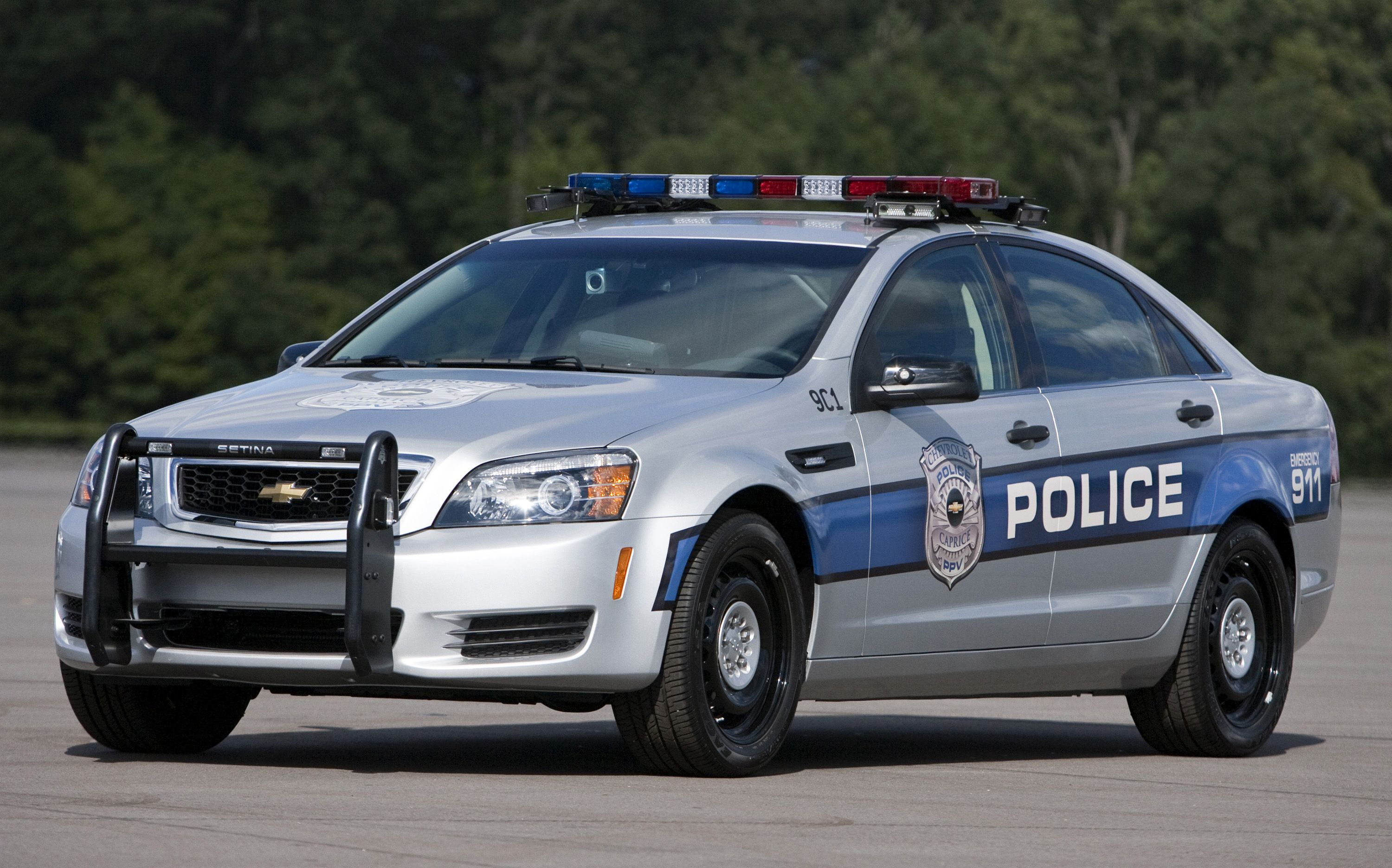 GM to Discontinue Chevrolet Caprice PPV