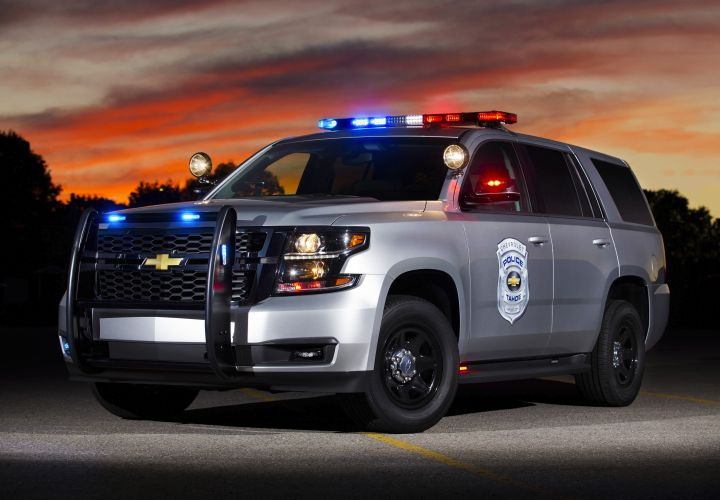Pursuit-Rated 4WD Chevy Tahoe Arrives for 2015
