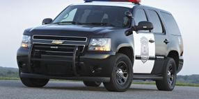 2011 Chevrolet Tahoe PPV Now Equipped With StabiliTrak