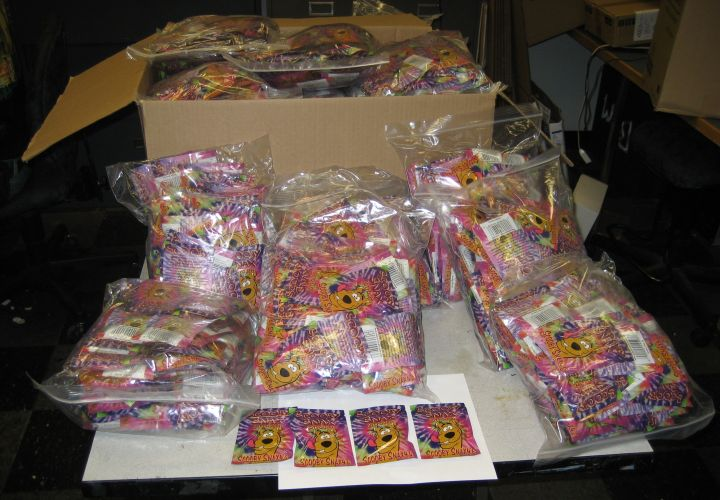 Chicago Police Seize 'Scooby Snax' Synthetic Marijuana