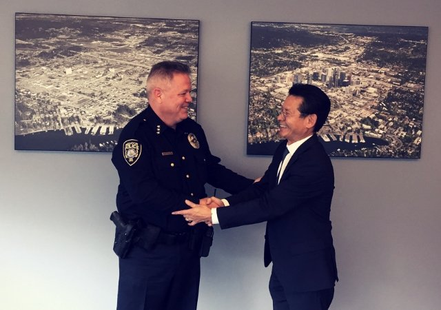 Washington Police Chief Cleared of Sex Assault Charge, Reinstated to Post