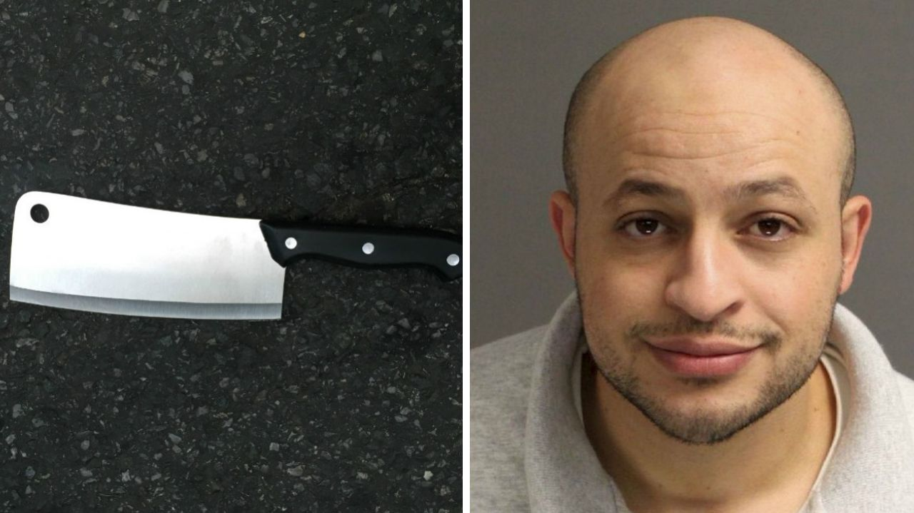 Man Indicted in Meat Cleaver Attack on NYPD Detective