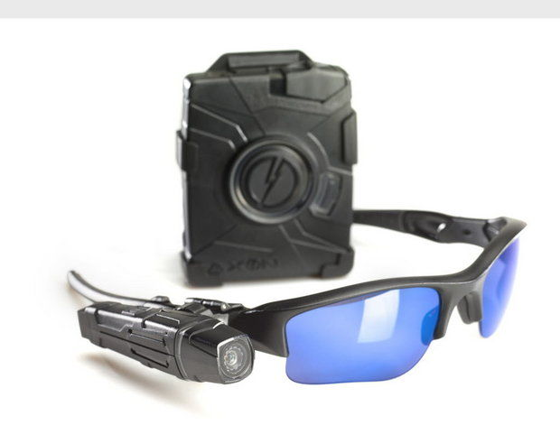 Cleveland Officers Now Wearing TASER Body Cams