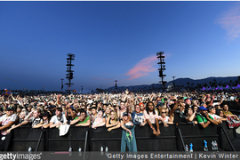Drones Watch Over California Music Festival in Wake of Vegas Massacre
