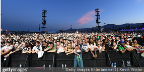 Drones Watch Over California Music Festival in Wake of Vegas Massacre