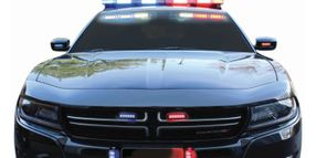 Code 3 Introduces Emergency Lighting for the 2015 Charger