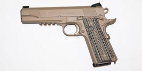 Marines Select Colt's New 1911 Pistol