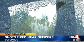 Video: Columbus Officers Fired on During Early Thursday Call