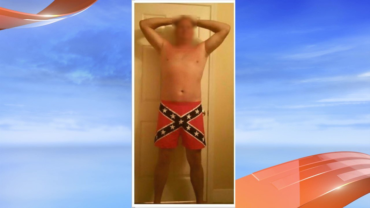 North Charleston Police Chief Fires Officer for Confederate Flag Photo Found on Facebook