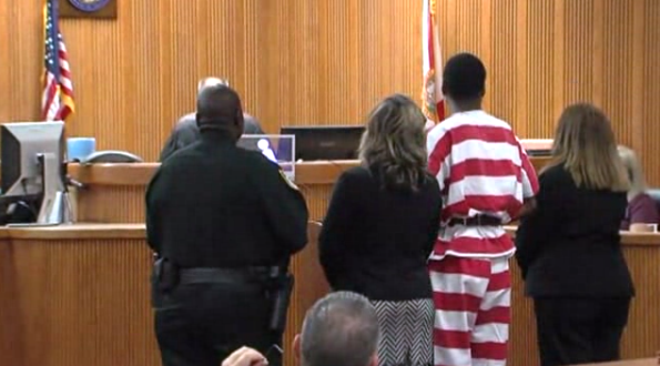 Video: Florida Man Gets Death Penalty for Killing Sergeant