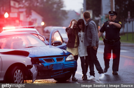 California Supreme Court to Rule on Collisions in Police Pursuits