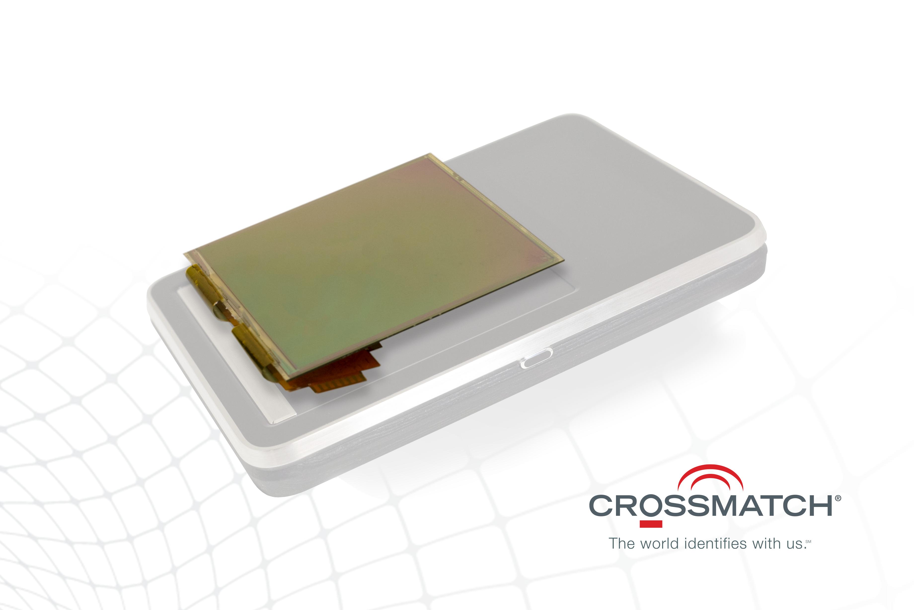 Crossmatch Introduces Innovative Mobile Ten-Print Technology