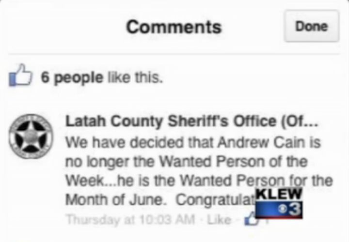 Family Accuses Idaho Sheriff of Cyberbullying