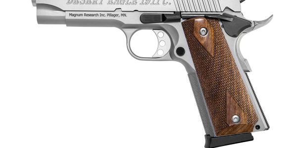 Magnum Research Introduces 3 New Desert Eagle 1911 Models
