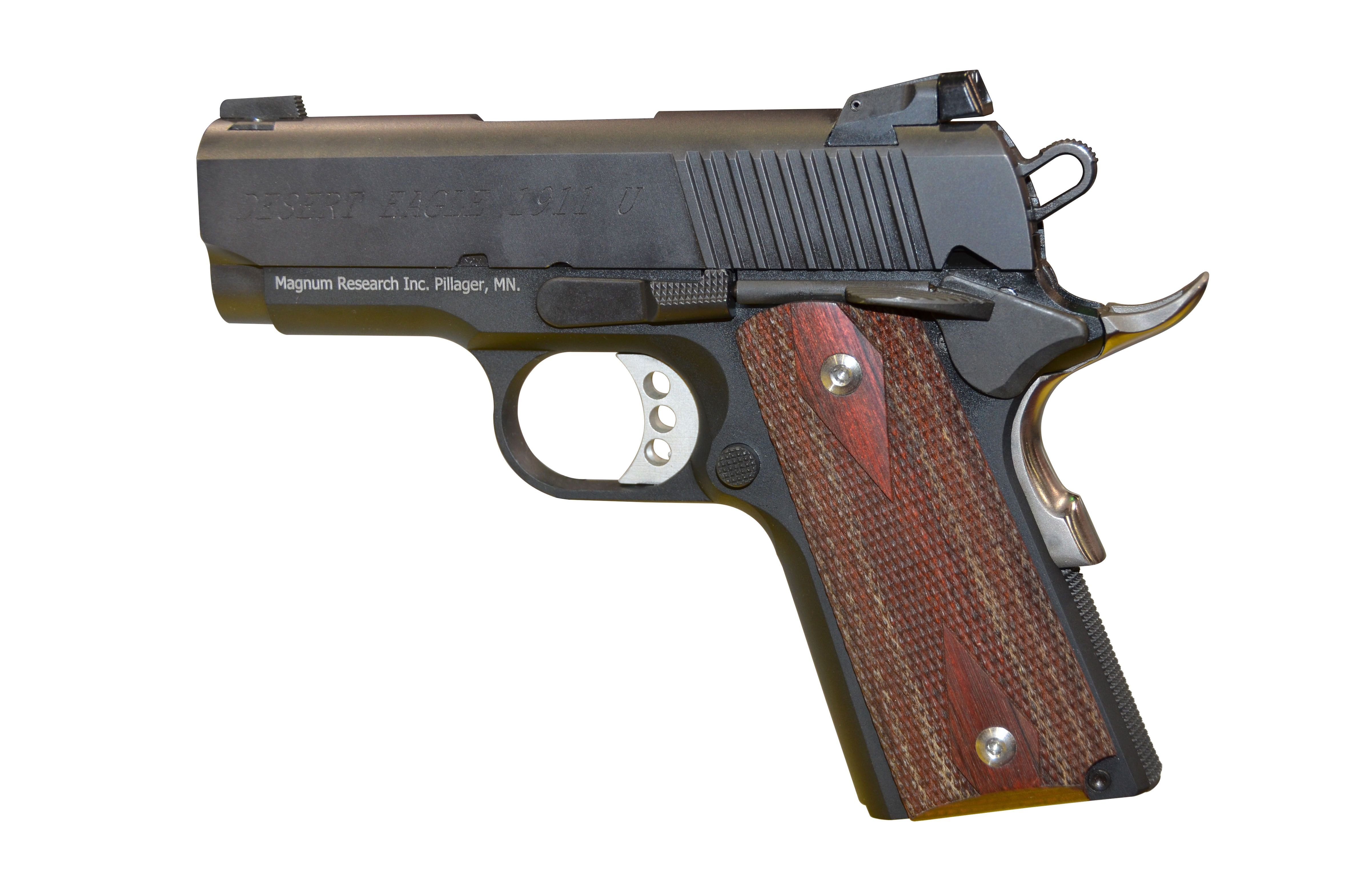 Magnum Research Offers New Ultra-Compact 1911
