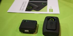 IACP 2013: Vievu's LE3 On-Body Camera