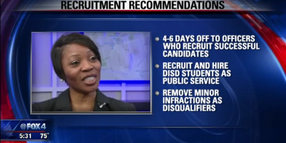 Video: Dallas Chief Says Millennial Mindset Partially to Blame for Recruiting Problems