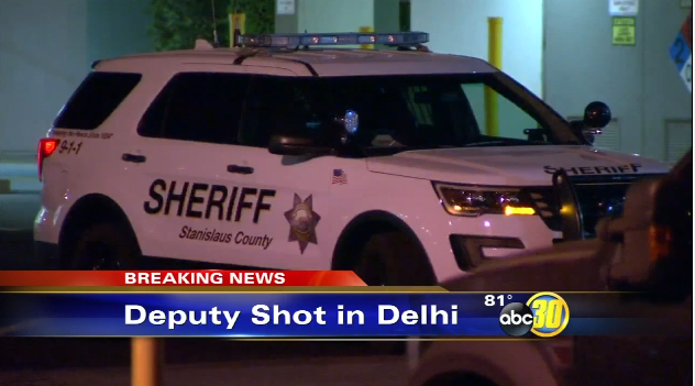Video: CA Deputy Critically Wounded, Suspect Killed at Domestic