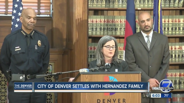 Video: Denver Paying Family of Teen Killed in Police Shooting Close to $1 Million