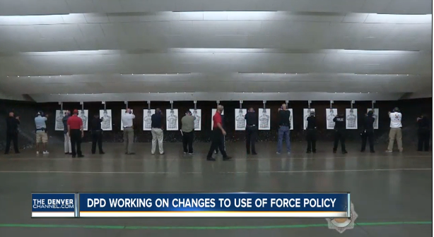 Video: Denver Police Rewriting Use-of-Force Policy to Emphasize Minimal Force