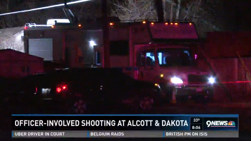 Video: Suspect Killed in Shootout with Denver SWAT