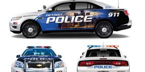 100 Patrol Cars Donated to Detroit PD