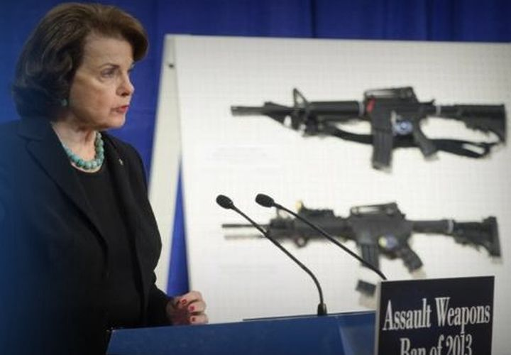Law Enforcement Divided On Assault Weapons Ban