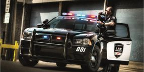 Dodge Charger Pursuit Gets All-Wheel Drive for 2014