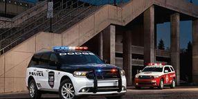 Chrysler Updates 2014 Dodge Durango for Police