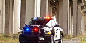 Chrysler Introduces Dodge Ram Police Truck for 2012