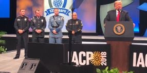 IACP 2018: Illinois SRO Named Officer of the Year for Preventing School Shooting