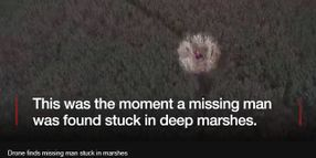 Video: British Police Use Drone to Find Missing Hiker