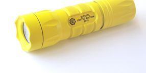 Elzetta Announces Release of Limited Edition Modular Flashlight