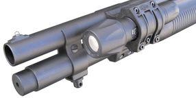 Elzetta Introduces ZSM Shotgun Flashlight Mount
