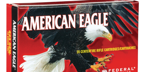American Eagle rifle ammunition is made to offer consistent, accurate performance. (Photo:...