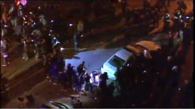 Video: Ferguson Chief Asks Why No Guard Help During Monday Riot