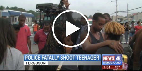 Video: Police Shooting of Missouri Teen Sparks Protests, Rioting, and FBI Investigation