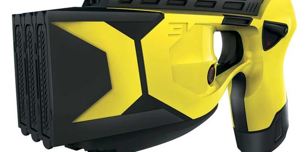 TASER Unveils Advanced Multi-Shot Stun Gun