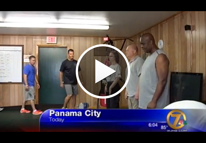 Video: Florida Officers Receive Resiliency Training