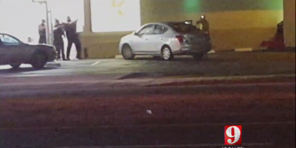 Video: Florida Deputy Wounded, Suspect Killed in Gas Station Gunfight