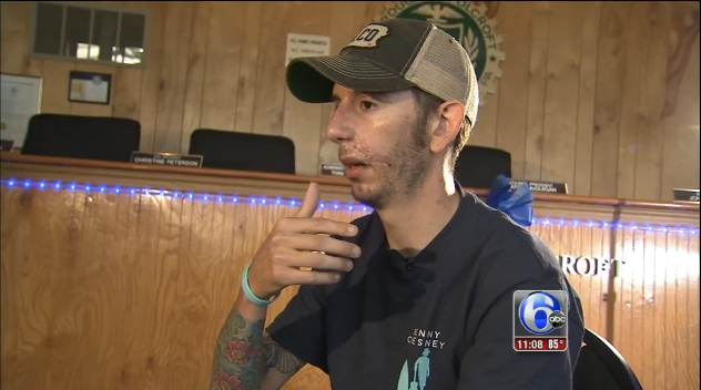 Video: PA Officer Shot 7 Times in June Returns to Duty