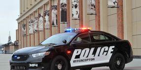 Ford Adds 3.7-Liter Engine To Police Interceptor Sedan