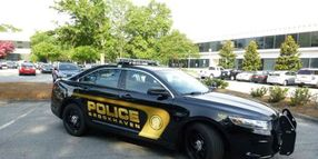 New Ga. City Hires Officers, Unveils Patrol Cars
