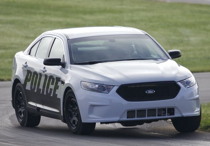 NYPD Picks Ford P.I. Sedan As New Patrol Car