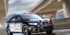 Ford to End Police Interceptor Sedan Production in March 2019