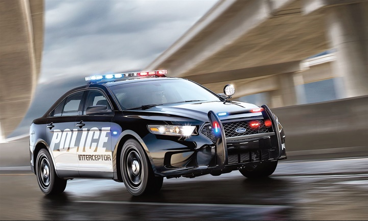 Ford to End Police Interceptor Sedan Production in March ...
