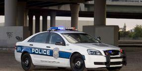 Chevrolet Unveils 2011 Caprice Patrol Vehicle at IACP