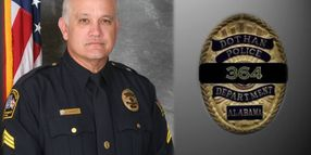 Heart Attack Kills Alabama Sergeant During Training